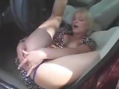 pretty Ladyboys  sucks and fucks outdoors porn tube video