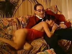 Vintage, Vintage, Double Penetration, 1990, French Teen