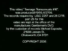 Teenage Transsexuals 16