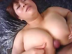 Hana Uehara Tittyfucked