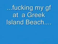 Greek, Beach, Blowjob, Friend, Fucking, Girlfriend