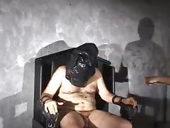 Sadistic interrogation
