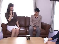 Japanese Mature, Asian, Couple, Fucking, Hairy, Hardcore