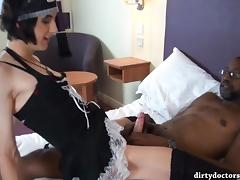 Black Shemale, Anal, Interracial, Shemale, Black Shemale