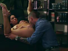 Ann Marie Rios & Scott Nails in Sex and Corruption 2, Scene 3 tube porn video
