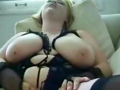 Horny Fat BBW Ex GF loved sucking riding cock-1