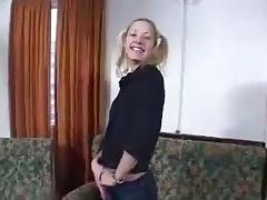 Girl sucks black dick in pov, does anal and gets facial