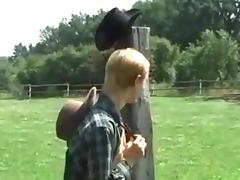 Auf der Ranch tube porn video