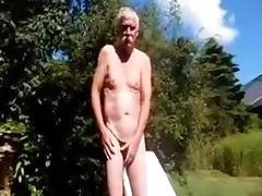 Garden JO porn tube video