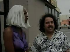 Babe from Souch Central LA fucked by the great Ron Jeremy