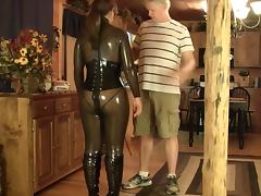 Bound, BDSM, Bondage, Bound, Latex