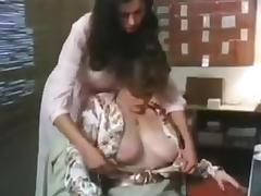 American, American, Big Tits, Classic, College, Hairy