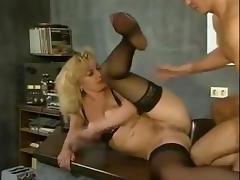 Big Tits, Anal, Big Tits, German, Stockings