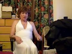 Burning crossdresser is at your service porn tube video