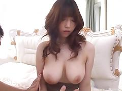 busty ai gets diddled before blowing her man