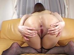 Yukiko close-up japanese cooter play!! porn tube video