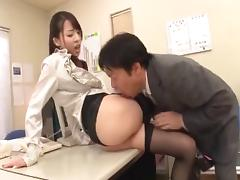 Good looking Asian women doing cosplay and getting fucked porn tube video