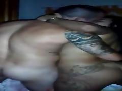 amateur threesome 2422 big booty