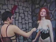 Latex, BDSM, Femdom, Horny, Latex, Lesbian