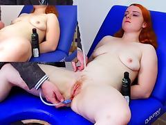 BDSM, Anal, BDSM, British, Enema, Huge