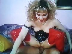 PVC-LATEX SUSSI LIKE BEE FUCK porn tube video