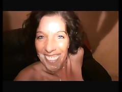 milf facial 17 two loads