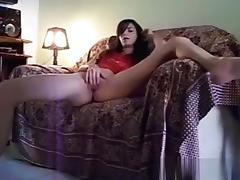 Love fingering my muff porn tube video