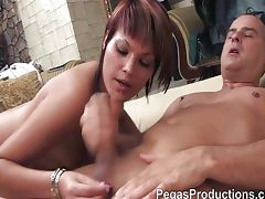 Natural fucking tube porn video