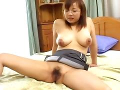 Horny babe from Japan office fuck! porn tube video