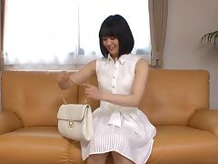 Japanese couple moves from the couch to the bedroom porn tube video