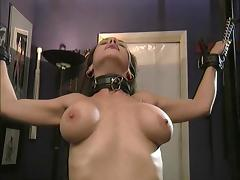 Slave is gag mouthed by her master tube porn video