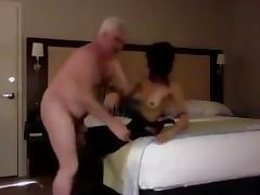 Daddy Fucks Young Hooker tube porn video
