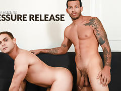 Brock Avery & Mike Mann in Pressure Release XXX Video porn tube video