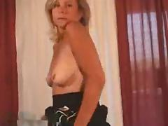 Sexy Mature Dances And Strips porn tube video