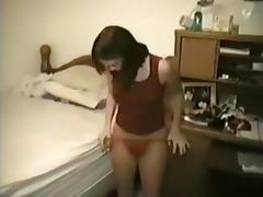 Brunette girl shows off her fuck skills compilation