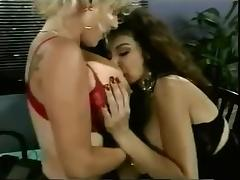 veronica brazil and sally layd scene lesbienne
