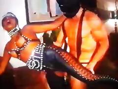 Ebony, Black, Ebony, Latex, Leather