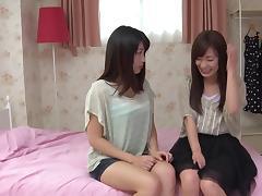 Japanese Lesbian, Asian, Friend, Japanese, Lesbian, Best Friend