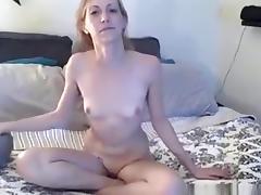 Bedroom, Bedroom, Blonde, Couple, Cumshot, Hardcore