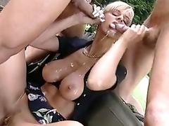 Milf carsex with soldiers tube porn video
