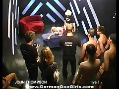 Backroom, Backroom, Backstage, Compilation, Gangbang, German
