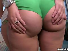 Big ass Duvy and Kim Manhattan
