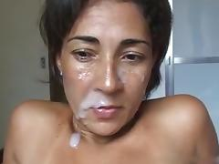 Mature Fetish, Amateur, Beach, Brazil, Couple, Cumshot
