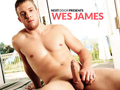 NextdoorMale - Wes James XXX Video tube porn video