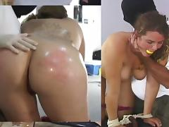 Olivia Anal Training