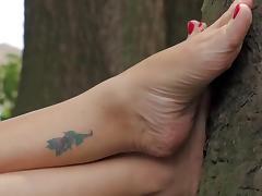 Feet, Feet, Fetish, Wrinkled