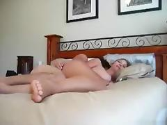 Bed, Bed, Big Tits, Blonde, Cumshot, Doggystyle