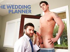 Derrick Dime & Abel Archer in The Wedding Planner XXX Video