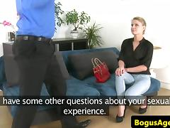 Casting, Anal, Ass, Assfucking, Audition, Casting