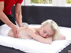 Massage, Blowjob, Close Up, Couple, Cowgirl, Doggystyle